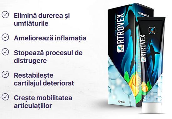 artrovex pareri, pret, prospect, forum, farmaci Romania.